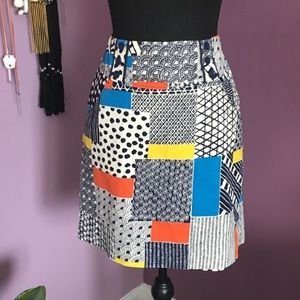 We❤️ Vera mini skirt Sz 6
